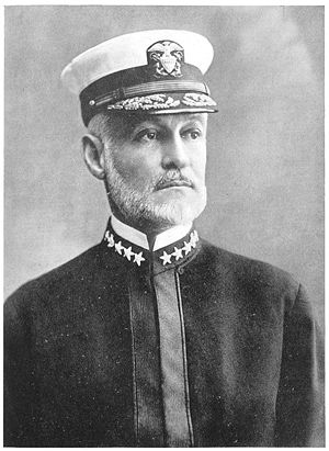 William Sims - Vice Admiral William Sowden Sims