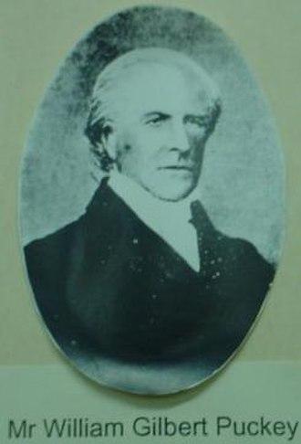 William Gilbert Puckey - Image: Williampuckey 2