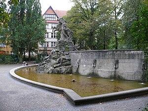 Wilmersdorf - Image: Wilmersdorf Rüdesheimer Platz 2