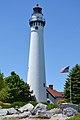 Wind Point Lighthouse; Racine, Wisconsin; June 6, 2012.JPG