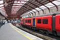 Windsor and Eton Riverside - SWR 707003 (Stagecoach livery).JPG