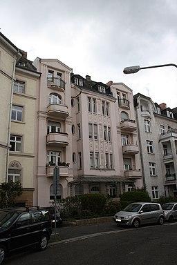 Winkeler Straße in Wiesbaden