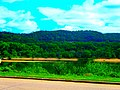 Wisconsin River and Round Top Hill - panoramio.jpg