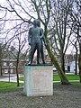 WolForbûkeNetForslein1940-1945 AukeHettema Leeuwarden Prinsentuin.JPG