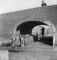 Women Run a Boat- Life on Board the Canal Barge 'Heather Bell', 1942 D7644.jpg