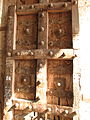 Wooden Door Detail, Naldurg fort.jpg