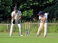 Woodford Green CC v. Hackney Marshes CC at Woodford, East London, England 123.jpg
