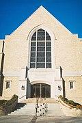 Woodmont Baptist Church facade.jpg