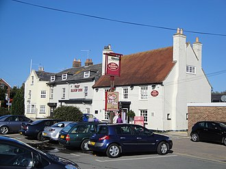 Wootton, Isle of Wight - The Sloop Inn
