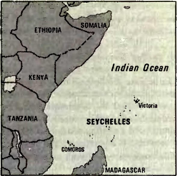 World Factbook (1982) Seychelles