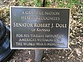 World War II Memorial- Bob Dole Plaque (64a7b332-072d-4a0b-bddc-537922be99e6).jpg