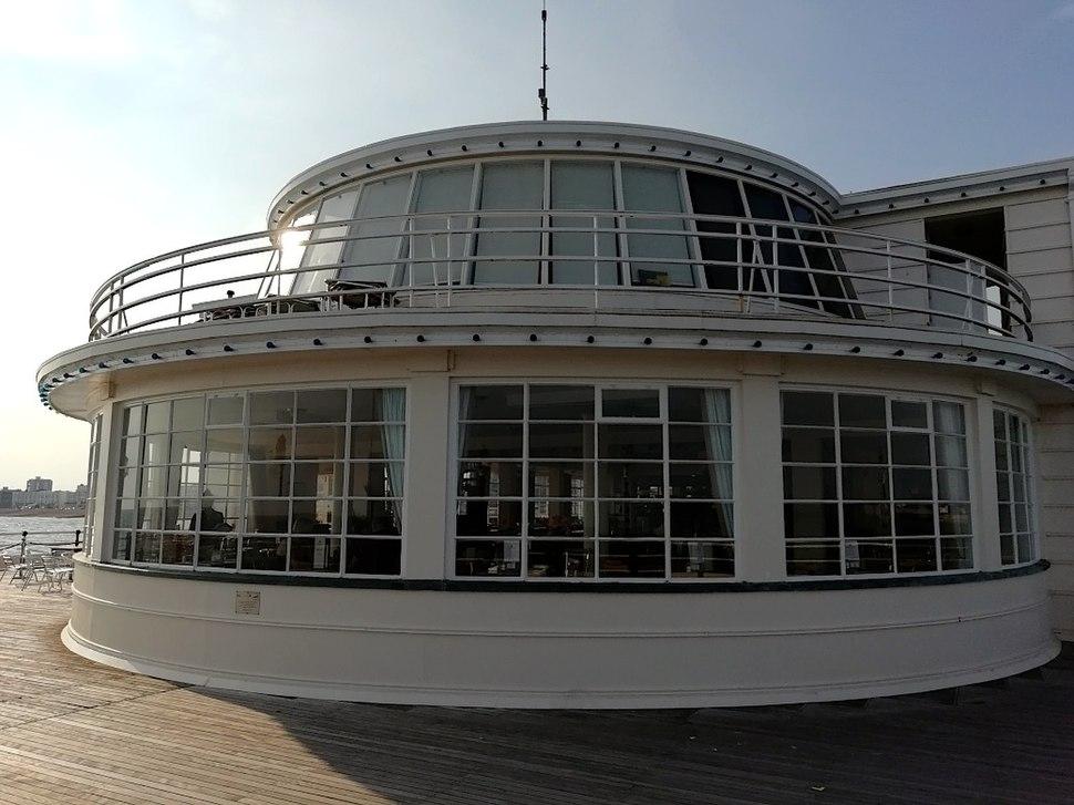 Worthing Pier, An Art Deco Masterpiece.2018
