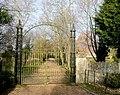 Wrought iron gate - geograph.org.uk - 1751174.jpg