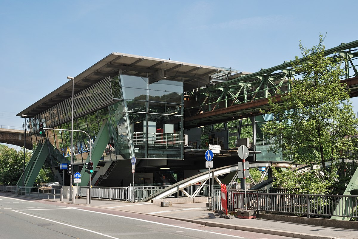 schwebebahnstation zoo stadion wikipedia. Black Bedroom Furniture Sets. Home Design Ideas
