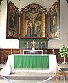Wymondham Abbey - Lady Chapel - geograph.org.uk - 1962601.jpg