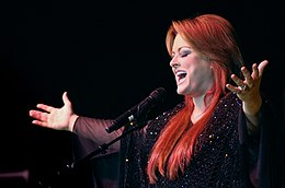 Wynonna Judd is performing.jpg
