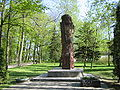 Wyszkow-Monument of Cyprian Norwid.jpg