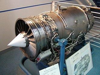 Ishikawajima-Harima F3 - IHI F3 Turbofan Engine