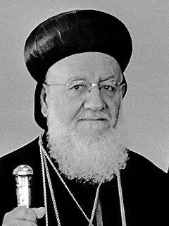 Ignatius Jacob III Patriarch of Antioch