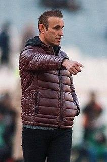 Yahya Golmohammadi Iranian footballer