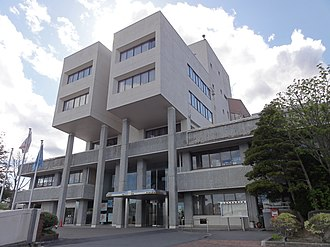 Yamada, Iwate - Yamada Town Hall
