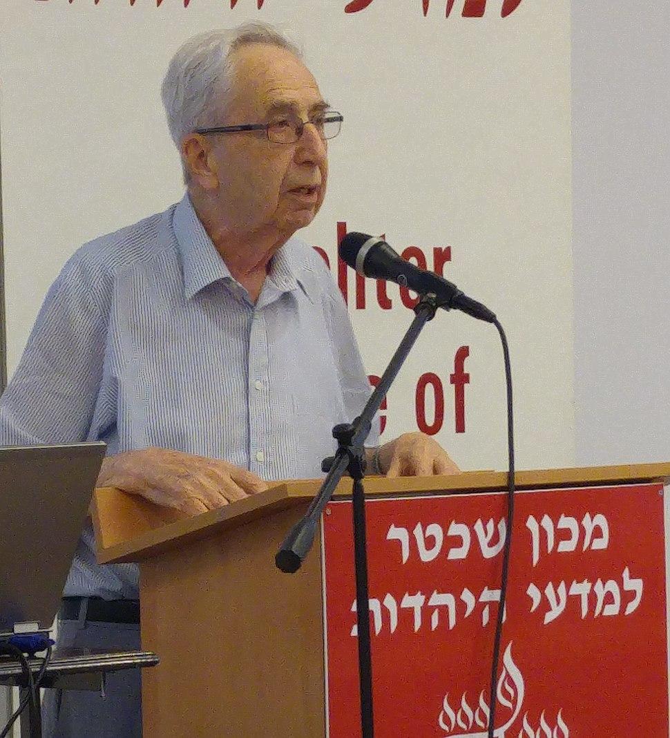 Yehoshua Ben Arie 2015