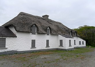 Forth and Bargy dialect - Yola farm refurbished in Tagoat, Co. Wexford, Ireland