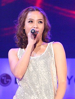 Yoon Mi-rae American singer and rapper