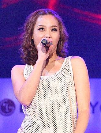 Yoon Mi-rae - Yoon Mi-rae in October 2011