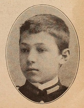 Rudolph Valentino - Valentino as a boy