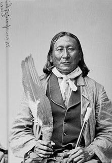 Young Man Afraid Of His Horses Lakota leader