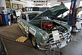 Ypsilanti Automotive Heritage Museum May 2015 020 (1952 Hudson Hornet stock car).jpg