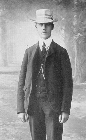 Yvan Goor - Yvan Goor in 1906.