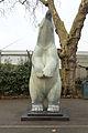 ZSL London - Boris the Polar Bear sculpture (03).jpg