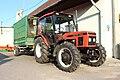 Zetor 7245 tractor in Třebíč.jpg