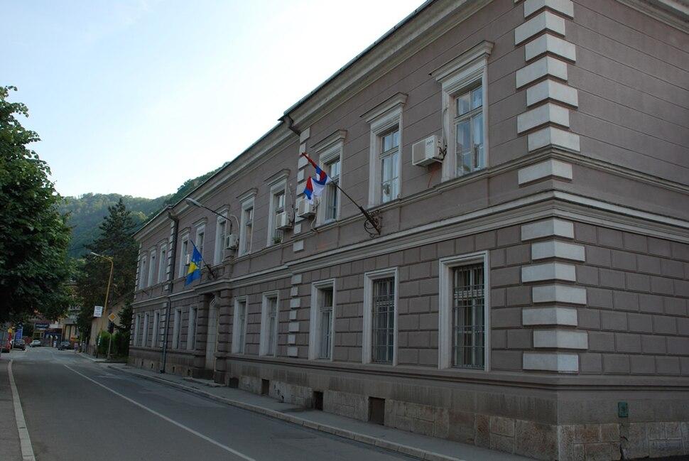 Zgrada opštine Zvornik