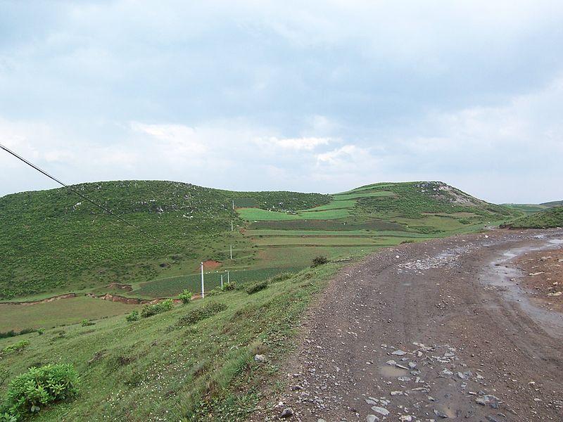 File:Zhaoyang, Zhaotong, Yunnan, China - panoramio - hilloo (51).jpg
