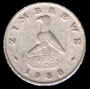 Zimbabwe cent