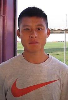 Chen Zhizhao Chinese footballer