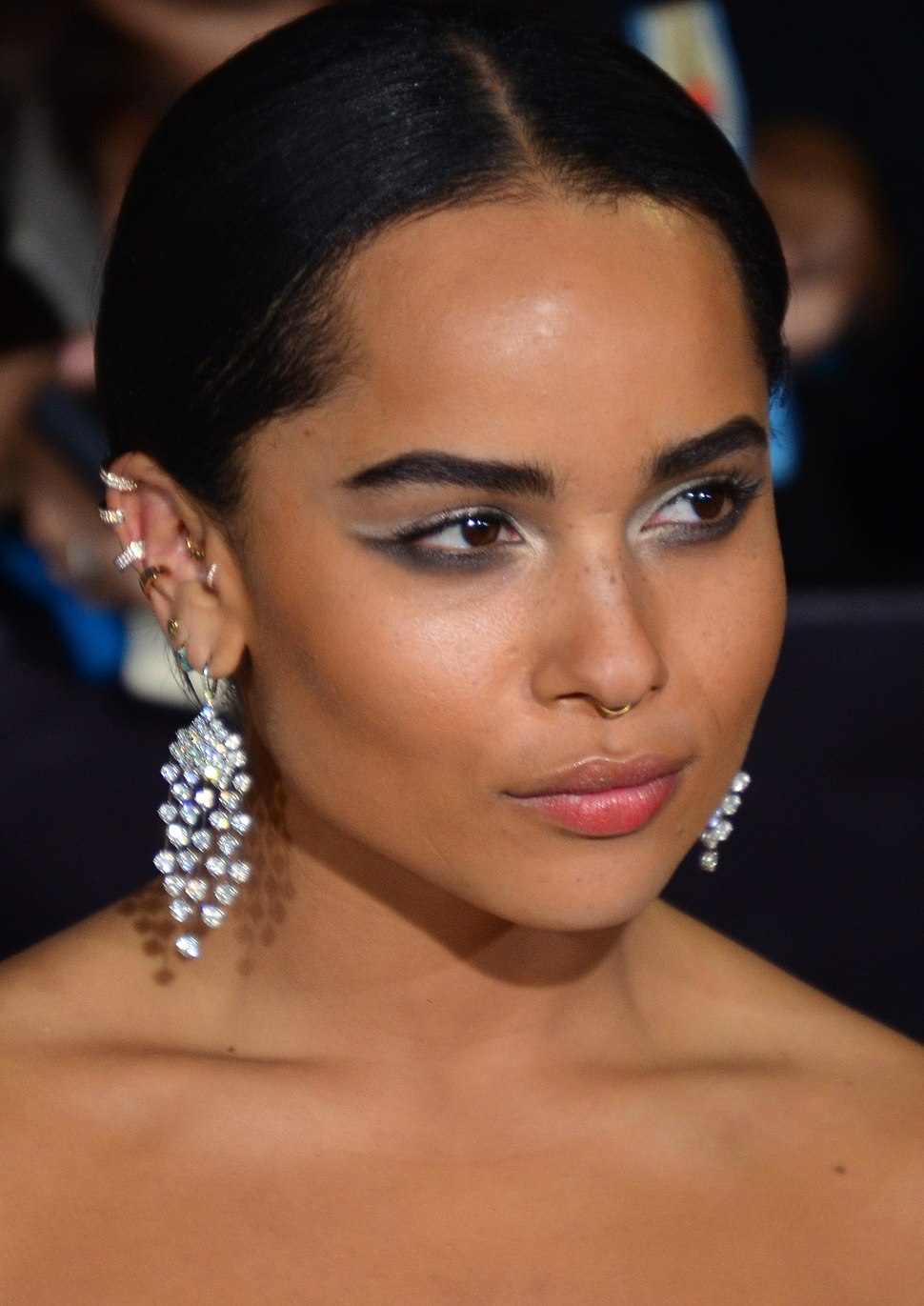 Zoe Kravitz March 18, 2014 (cropped)