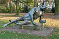 Zoopark - liegender Mann von Kurt-Wolf von Borries.jpg