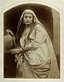 Zuleika. Photograph by Julia Margaret Cameron, c.1864-1867. Wellcome V0027587.jpg