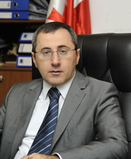 Zurab Adeishvili Union of Citizens of Georgia politician