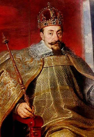 Sigismund III Vasa - Sigismund III Vasa by Pieter Soutman