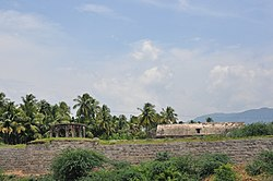 """A long Shot of Fort of Attur"".jpg"