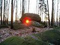 """""""Thors Amboss - die steinerne Himmelsscheibe von Neusalza-Spremberg"""" Wintersonnenwende Sonnenaufgang.jpg"""