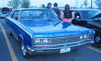 Chrysler Newport - 1966 Chrysler Newport coupe
