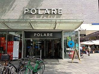 Polare - Image: 'Polare' Binnenwegplein Rotterdam