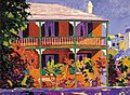 'Red House, Bermuda' by Edwin Ambrose Webster, 1920.jpg