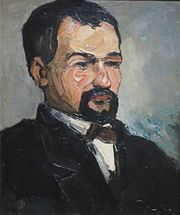 'Uncle Dominique' by Paul Cézanne, Norton Simon Museum.JPG